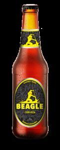 Botella de Cerveza Beagle Maracushandy