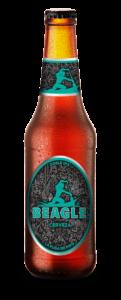 Botella de Cerveza Beagle Doble IPA
