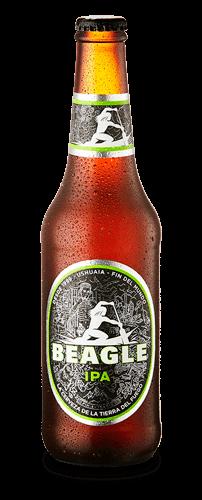 Botella Cerveza Beagle IPA